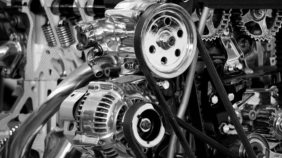 części do silników volvo